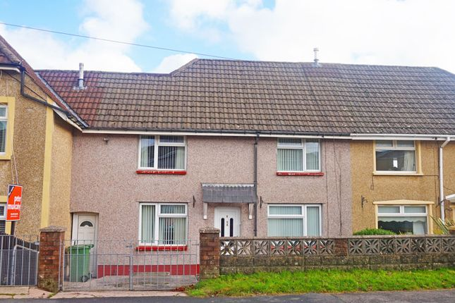 Thumbnail Terraced house for sale in Trosnant Crescent, Penybryn