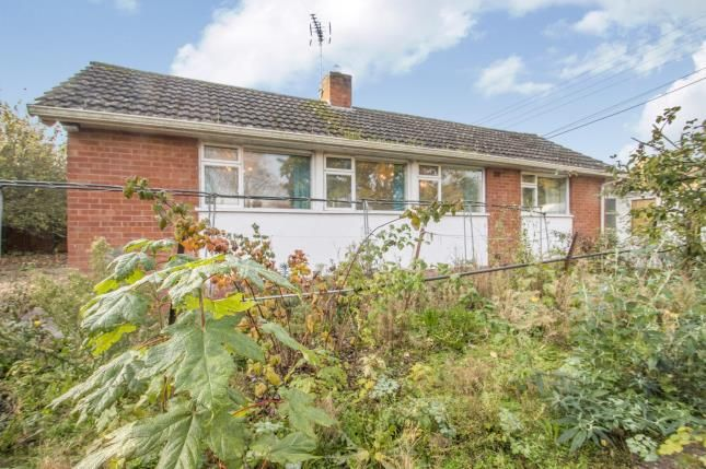 Thumbnail Bungalow for sale in Bishops Hull, Taunton, Somerset