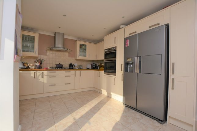 Thumbnail Detached house for sale in Waltham Close, Willesborough, Ashford