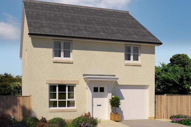 "4 bedroom detached house for sale in ""Glenbuchat"" at Oldmeldrum Road, Inverurie"