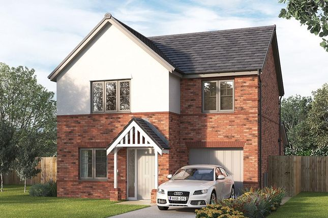 """Thumbnail Detached house for sale in """"The Melton """" at George Holmes Business Park, George Holmes Way, Swadlincote"""