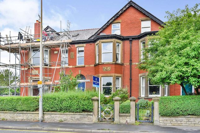 Thumbnail Terraced house for sale in Park Lane, Macclesfield, Cheshire