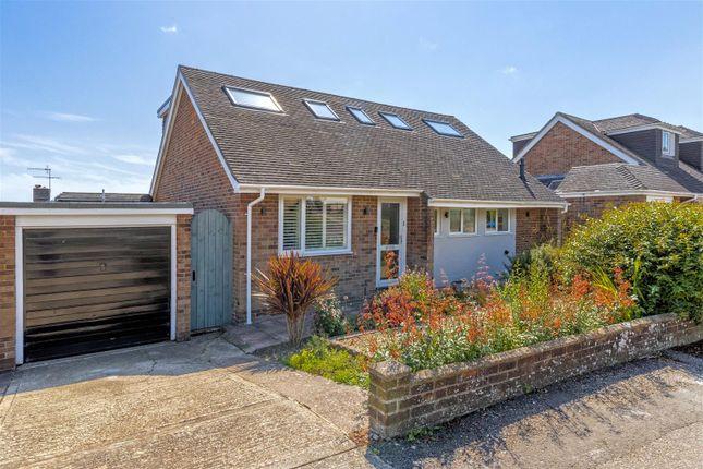 Detached bungalow for sale in Heyshott Close, Lancing