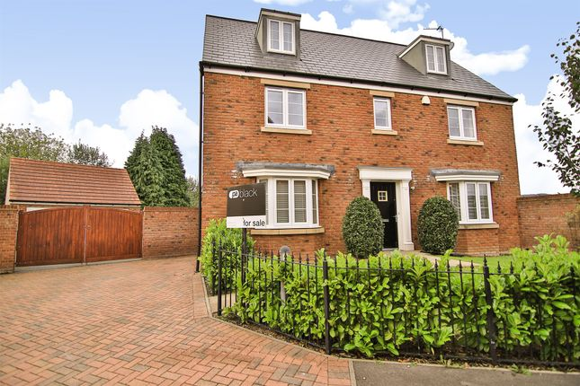 Thumbnail Detached house for sale in Merton Green, Caerwent, Nr Caldicot