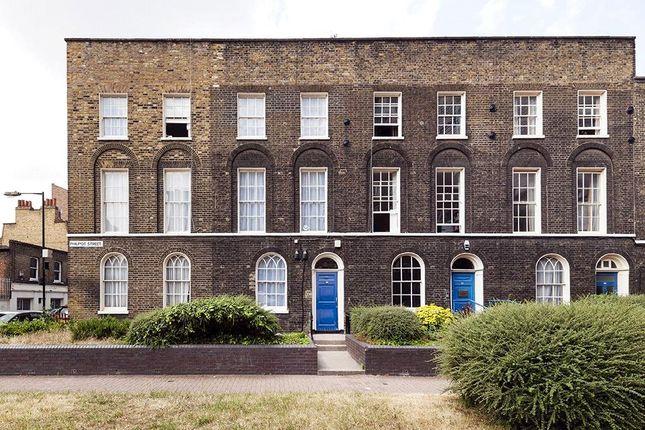 Thumbnail Property to rent in Philpot Street, Whitechapel, London