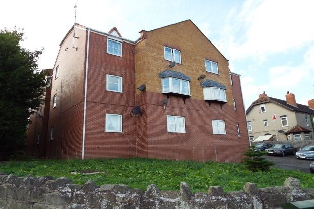 Thumbnail Flat to rent in Orwin House, Central Drive, Shirebrook
