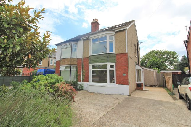 4 bed semi-detached house for sale in West Street, Portchester, Fareham