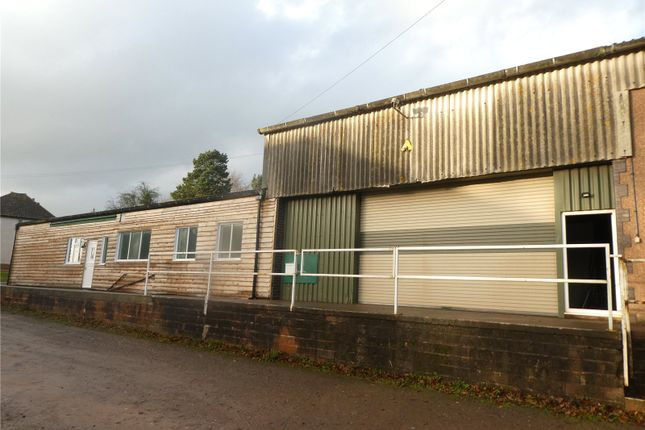 Thumbnail Office to let in Lydeard St. Lawrence, Taunton, Somerset