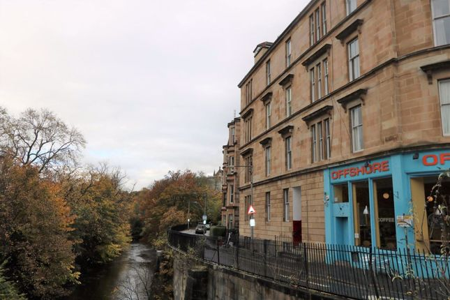 Thumbnail Flat to rent in Westbank Quadrant, Glasgow
