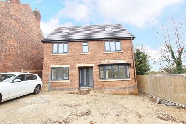 Thumbnail Detached house for sale in Gilt Hill, Kimberley, Nottingham