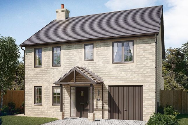"Thumbnail Detached house for sale in ""The Rosebury"" at Garden House Drive, Acomb, Hexham"