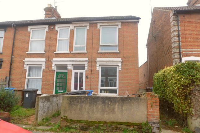2 bed end terrace house for sale in Pearce Road, Ipswich IP3