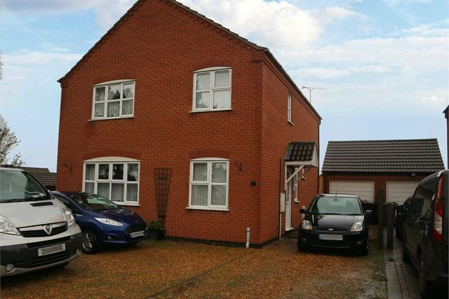 Thumbnail Detached house for sale in Pakenham Drive, Dersingham, King's Lynn, Norfolk