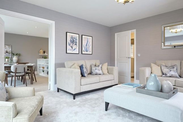 Thumbnail Detached house for sale in Oving Road, Chichester