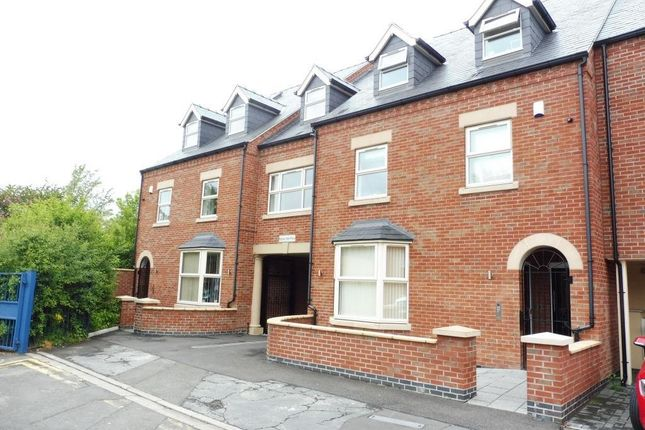 Thumbnail Flat to rent in Blenheim Road, Lincoln