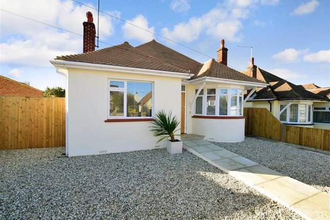 Thumbnail Bungalow for sale in Lancaster Gardens, Herne Bay, Kent
