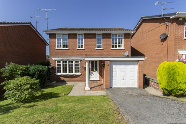 4 bed detached house for sale in Sunningdale Rise, Walton, Chesterfield S40