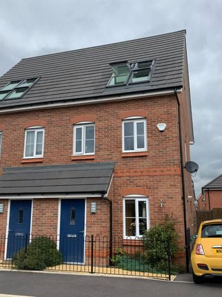 Thumbnail Semi-detached house for sale in Wolfberry Drive, Liverpool