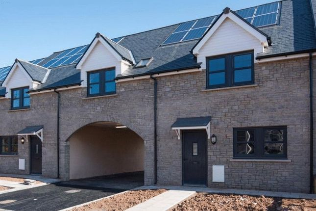 Thumbnail Terraced house for sale in Plot 8, Peelwalls Meadows, Eyemouth