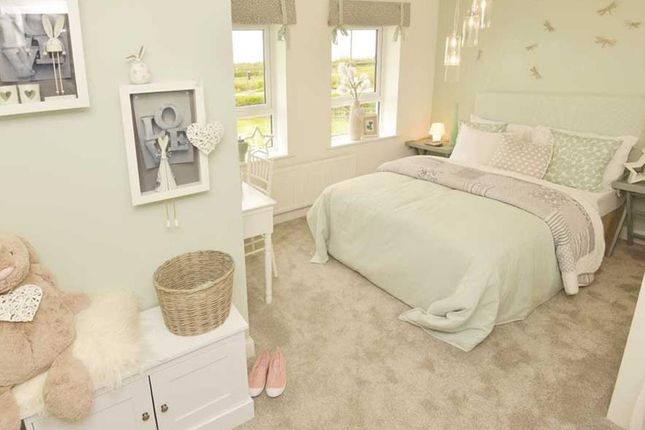 "Bedroom 3 of ""Alnwick"" at ""Alnwick"" At Rykneld Road, Littleover, Derby DE23"