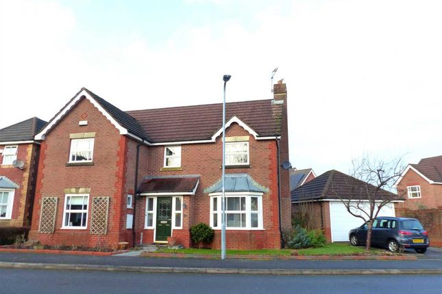 4 bed detached house for sale in Penterry Park, Chepstow