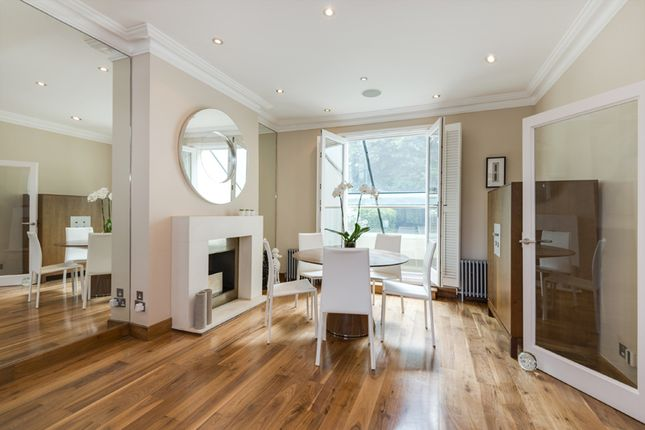 Thumbnail Semi-detached house for sale in Ordnance Hill, St Johns Wood