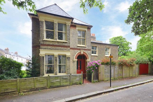 Thumbnail End terrace house for sale in Agamemnon Road, West Hampstead