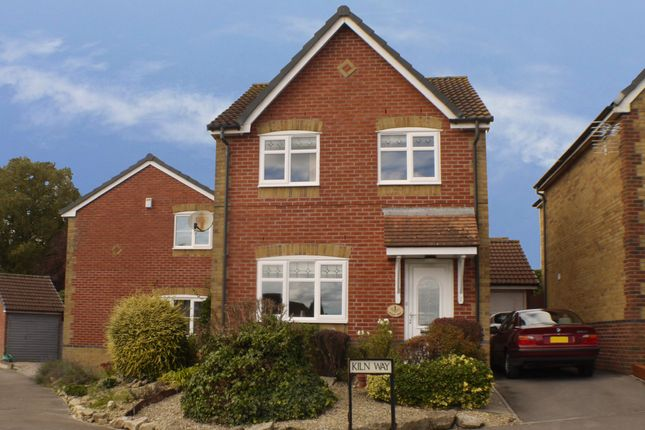 3 bed detached house for sale in Kiln Way, Undy, Magor NP26