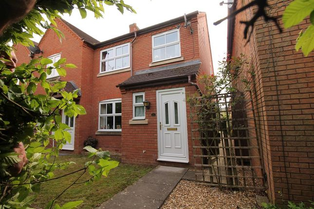 Thumbnail Semi-detached house for sale in St Laurence Way, Bidford On Avon, Bidford On Avon, Bidford On Avon