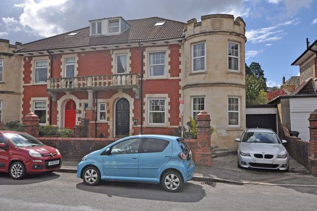 Thumbnail Semi-detached house for sale in Substantial Period Property, Fields Park Road, Newport
