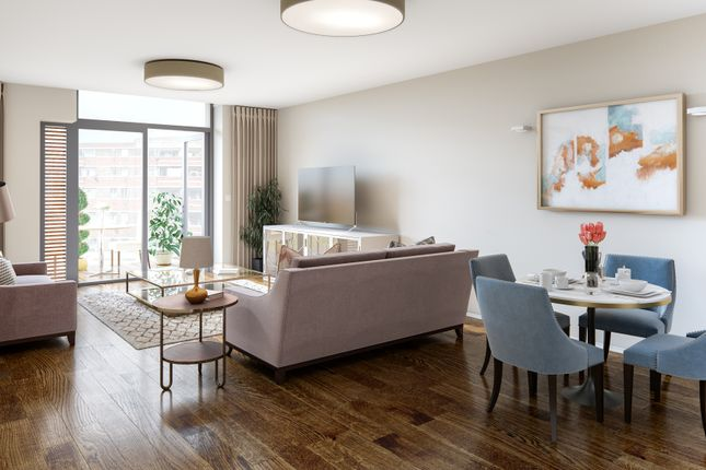 Thumbnail Flat for sale in Nightingale Place, Nightingale Lane, Clapham South, London