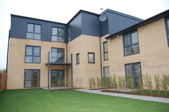 Thumbnail Flat to rent in Akeman House, Histon Road, Cambridge