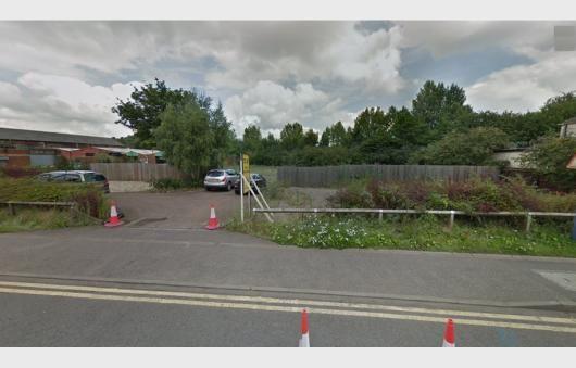 Thumbnail Land to let in Former Portakabin Yard, Bilston Road, Wolverhampton