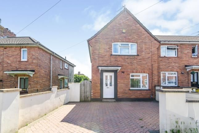 Thumbnail End terrace house for sale in Ringwood Crescent, Bristol, Somerset