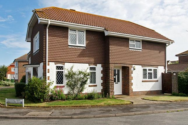 Thumbnail Detached house to rent in Greenwood Drive, Angmering, Littlehampton