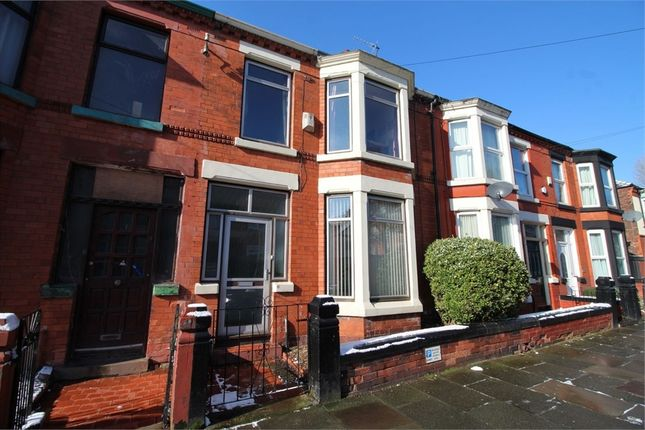 Thumbnail Terraced house for sale in Prince Alfred Road, Allerton, Liverpool, Merseyside