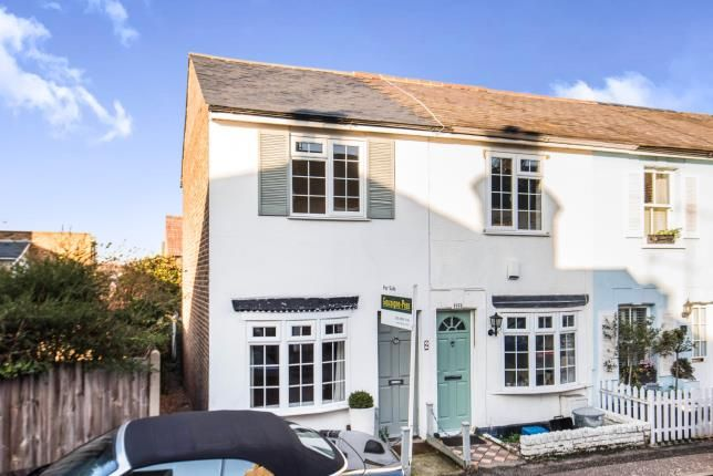 2 bed end terrace house for sale in Richmond, Surrey