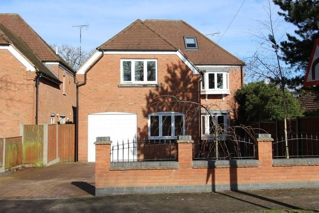 Thumbnail Detached house for sale in Lower Hillmorton Road, Rugby