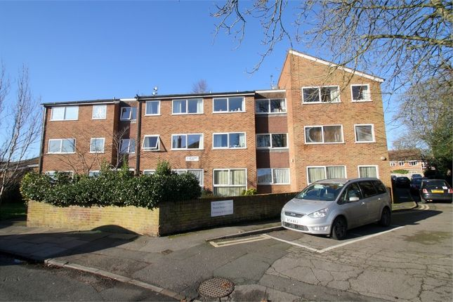 Thumbnail Flat for sale in St Catherines Court, Rosefield Road, Staines-Upon-Thames, Surrey