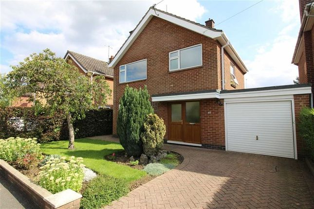 Thumbnail Detached house for sale in Park Road, Duffield, Derby