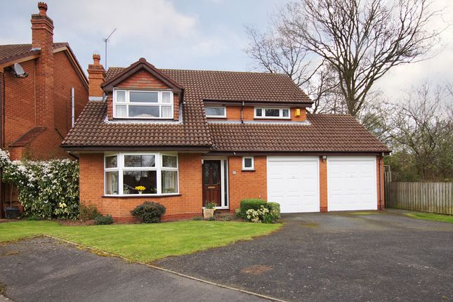 Thumbnail Detached house for sale in Birkdale Avenue, Blackwell