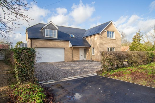 Thumbnail Detached house for sale in Hemingford Road, St. Ives, Huntingdon