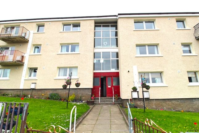Thumbnail Flat for sale in Naylor Lane, Airdrie, North Lanarkshire