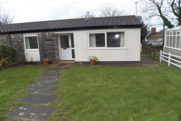 Thumbnail Property to rent in Dinas Cross, Newport