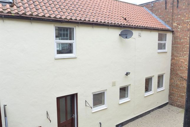 Thumbnail Cottage to rent in The Cottage, Westgate, Ripon