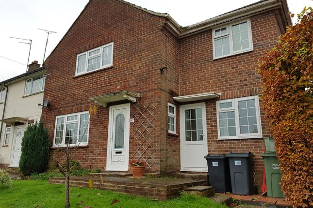 Thumbnail End terrace house to rent in Middle Close, Newbury