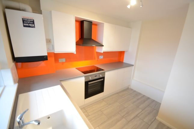 Thumbnail Flat to rent in Falmouth Close, London