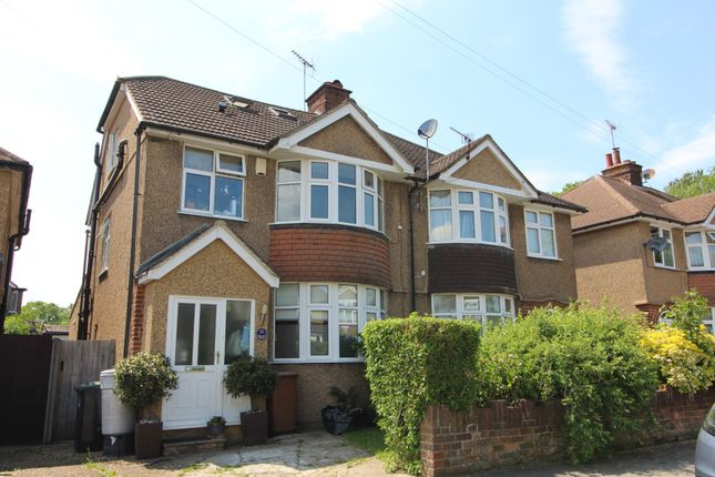 Thumbnail Semi-detached house for sale in Harvey Road, Croxley Green, Rickmansworth