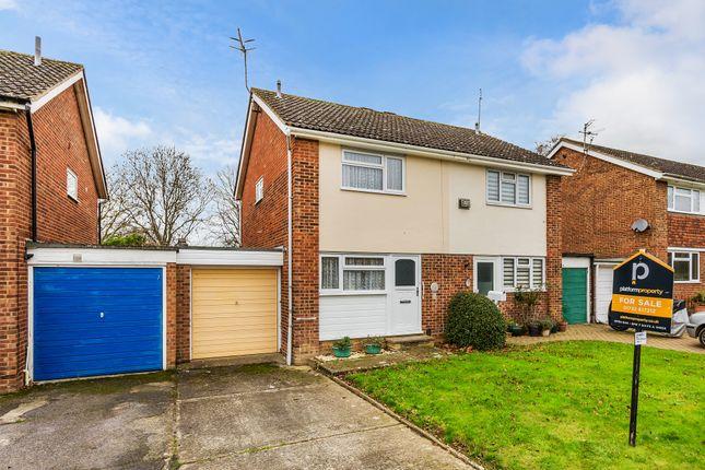 Thumbnail Semi-detached house for sale in Streatfeild, Edenbridge