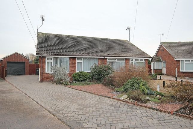 Thumbnail Semi-detached bungalow to rent in Baysdale, Sutton-On-Hull, Hull